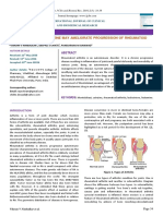 MONTELUKAST AND CETRIZINE MAY AMELIORATE PROGRESSION OF RHEUMATOID ARTHRITIS