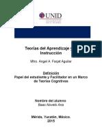 T1_S2_Papel de Estudiante y FacilitaodrTeorías Cognitivas_baasana