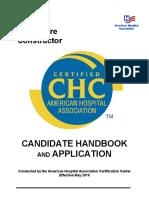 AHA CHC Handbook
