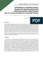 Experiencia internacional sobre medidas de reorganización de las administraciones tributarias contra el fraude - Ruibal Pereira.pdf
