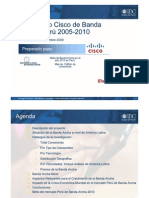 Barómetro Cisco de Banda Ancha en el Perú a diciembre del 2009