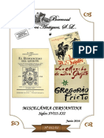 CATÁLOGO 012-02 MISCELÁNEA CERVANTINA
