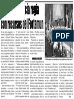 28-07-16 Reforzarán policía regia con recursos del Fortamun