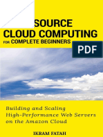 Open Source Cloud Computing for Complete Beginners