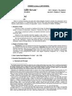 230696404 2012 SALES Outline Villanueva PDF
