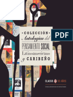 Catalogo Coleccion Antologias