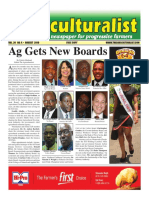 The Agriculturalist (Denbigh) August 2016
