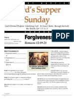 Ls Rom 12-19-21 Lords Supper Handout 073116