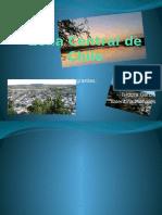 Zona Central de Chile Sin Animacion