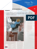 01 - Take Bacteriological Culture Samples AA WEB