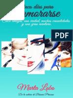 Cinco Dias Para Enamorarse - Marta Lobo