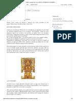 Mitos y Leyendas Del Cusco_ Mitos y Leyendas Cusqueñas