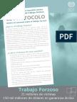 Protocolo sobre Convenio No. 29 de la OIT