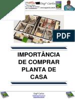 Importância de Comprar Planta de Casa