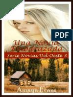 Amaya Evans - Novias Del Oeste 3 - Una Novia Embarazada.pdf