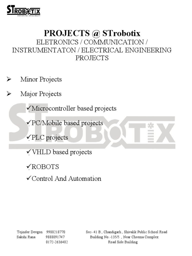 Microcontroller Project Report 2016 Programmable Logic Controller 8 Channel Light Chaser Using 8051 Automation