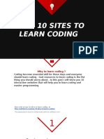 top sites to learn coding
