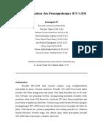 Makalah Pleno Sk 6 26 Upaya Pencegahan Penanggulangan Surveilans Epidemiologi HIV/AIDS