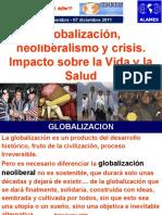 Globalización, Neoliberalismo y Crisis