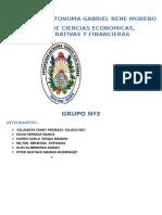 Diseã'o y Analisis de Puesto y Cargo Informe[1]