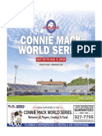 2016 Connie Mack World Series preview