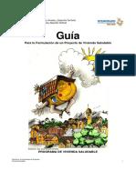 Guia de Formulacion de Proyectos Visa 04 Sep 09