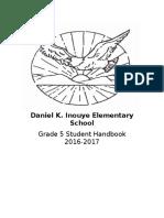 grade5handbook2016-2017