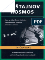 MICHIO KAKU - Ajnstajnov Kosmos