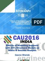 CII-Struct-CAU2016