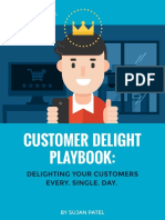 Customer Delight Playbook
