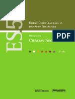 Cs Ciencias Sociales Marco General 5to2016 Mari