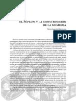 5 - El Péplum y La Construcción de La Memoria (Óscar Lapeña Marchena)