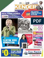 Indian Weekender 29 July 2016