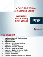 IPexpert's Cisco CCIE R&S (v4) Written Exam Video on Demand Slides