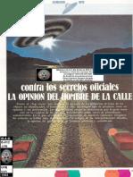 Bbltk-m.a.o. E-012 Gegdlto Tomo 02 Nº016 Contra Los Secreto Oficiales La Opinion Del Hombre de La Calle - Vicufo2