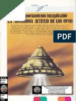Bbltk-m.a.o. E-012 Gegdlto Tomo 02 Nº019 Un Comportamiento Inexplicable La Misteriosa Actitud de Los Ovnis - Vicufo2