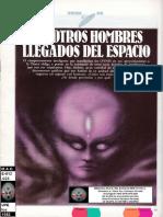 Bbltk-m.a.o. E-012 Gegdlto Tomo 02 Nº023 Los Otros Hombres Llegados Del Espacio - Vicufo2