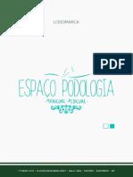 Projeto Espaço Podologia Logomarca