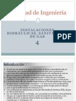 Instalaciones hidraulicas sanitarias y de gas