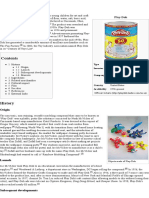 Origin of Play-Doh