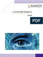 Total Knowledge Management
