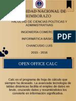 Presentacion Del Calc