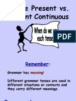 Simple Present vs Present Continuous.ppt