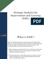 SAIL Presentation
