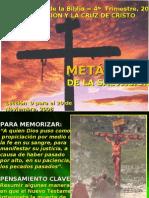 LA EXPIACIÓN Y LA CRUZ DE CRISTO