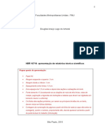 Modelo de Relatorio Tecnico-cientifico 1