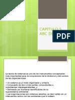 Capitulo 5 ABC de desarrollo organizacional