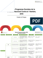 Mapas Programas Sociales CNCH