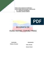 Trabajo de Chavez