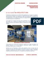07 El Estudio de Arquitecturaº (1)